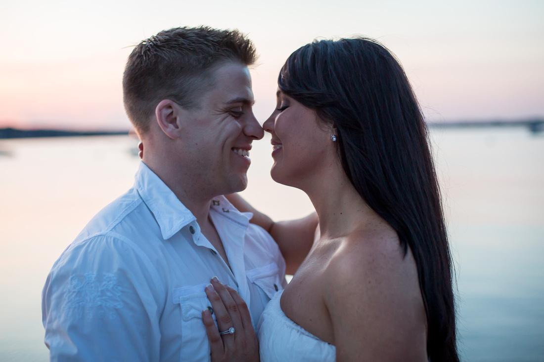 Portland Maine Engagement