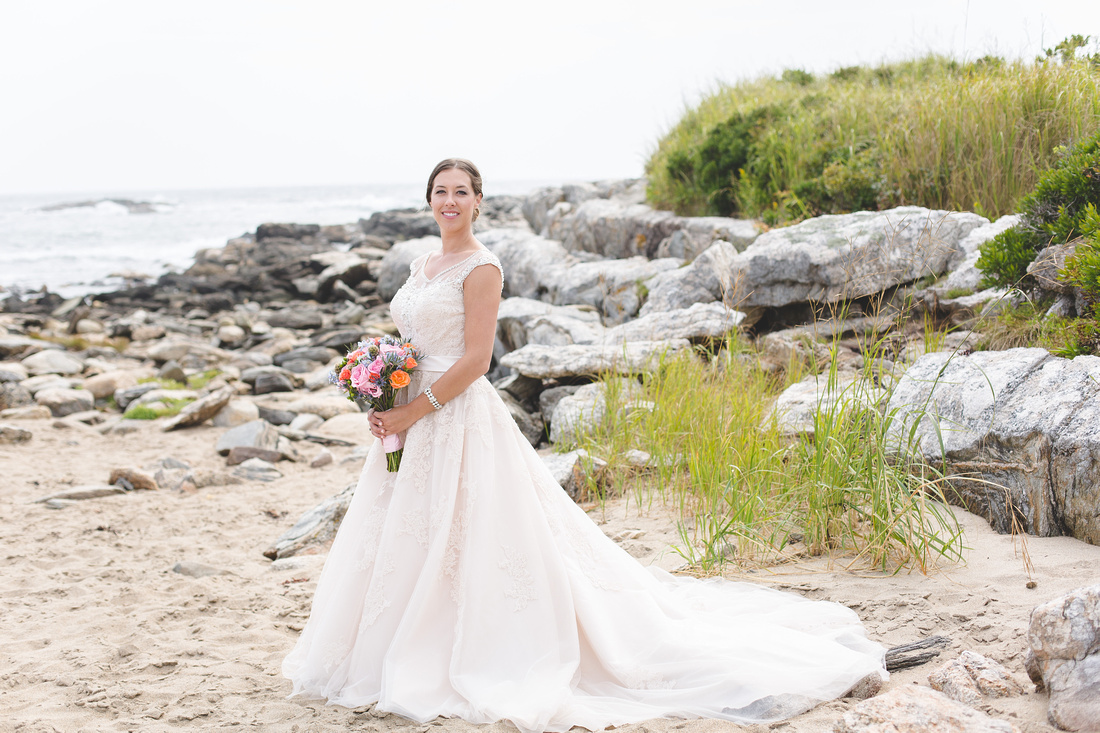 Kate & Greg's Maine Wedding