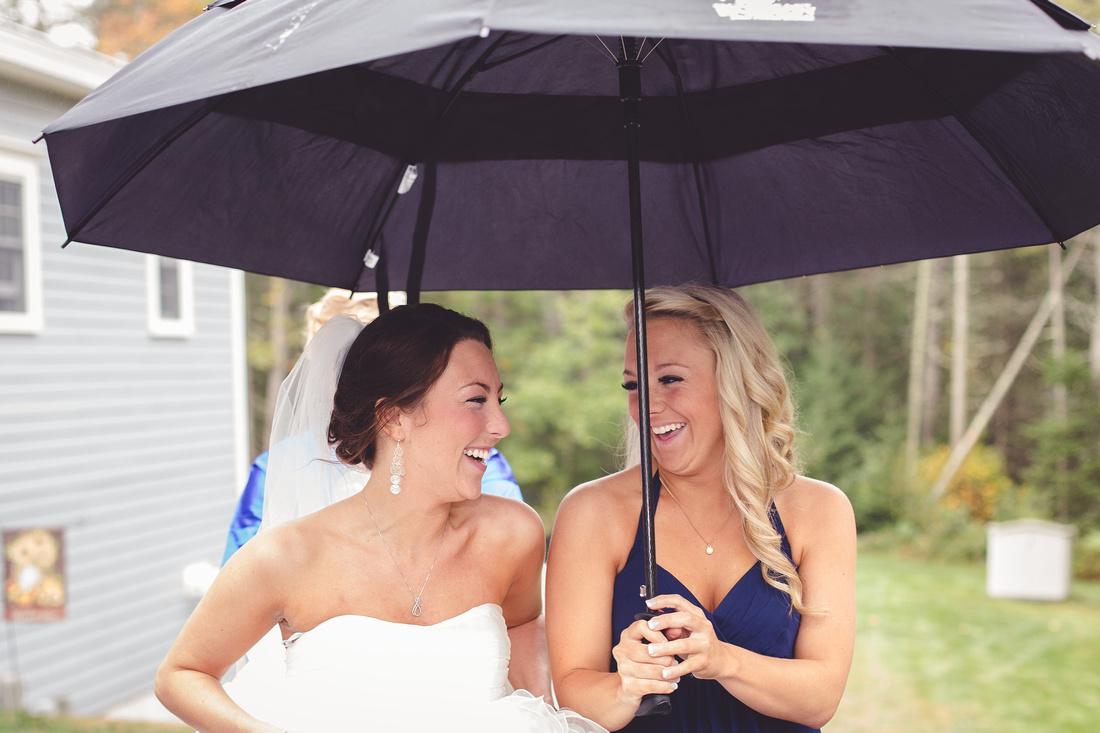 Rebecca & Thomas Maine Wedding