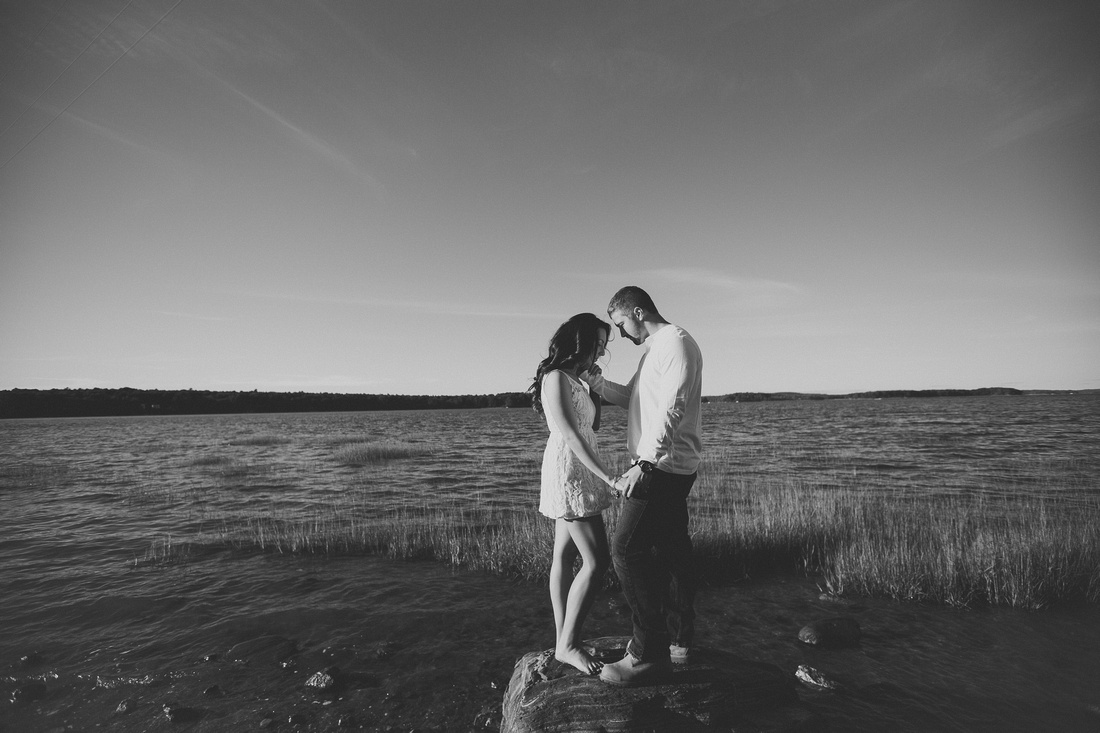 Yarmouth Maine Engagement Session